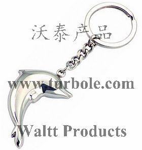 Dolphin Keychain, Personalised keychains