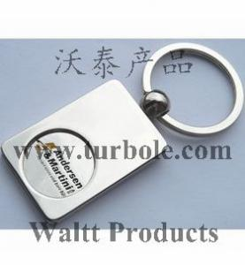 Trolley Tokens, Trolley Coin Keychains