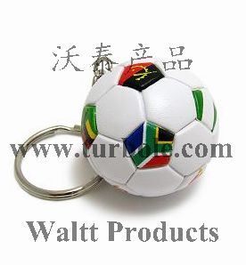 World Cup Promotional Gifts, Football Keychains