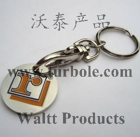 Trolley Tokens, Trolley Coin Keyring