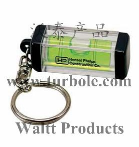 Spirit Level Keyring, Spirit Level Keychains
