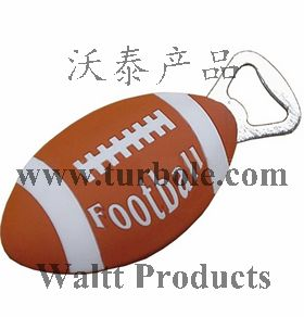 American Football Bottle Opener