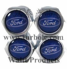 Tire Valve Cap, Car Tire Valve Cap, Ford Tire Valve Cap